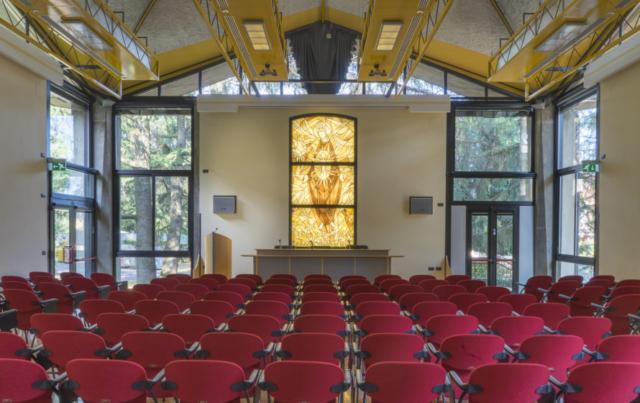 Salone Mater Divinae Gratiae Brescia