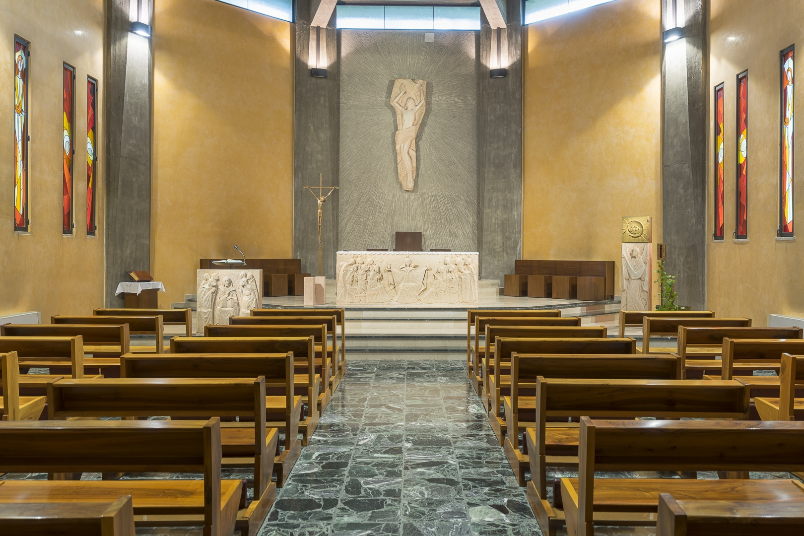 Chiesa Mater Divinae Gratiae Brescia