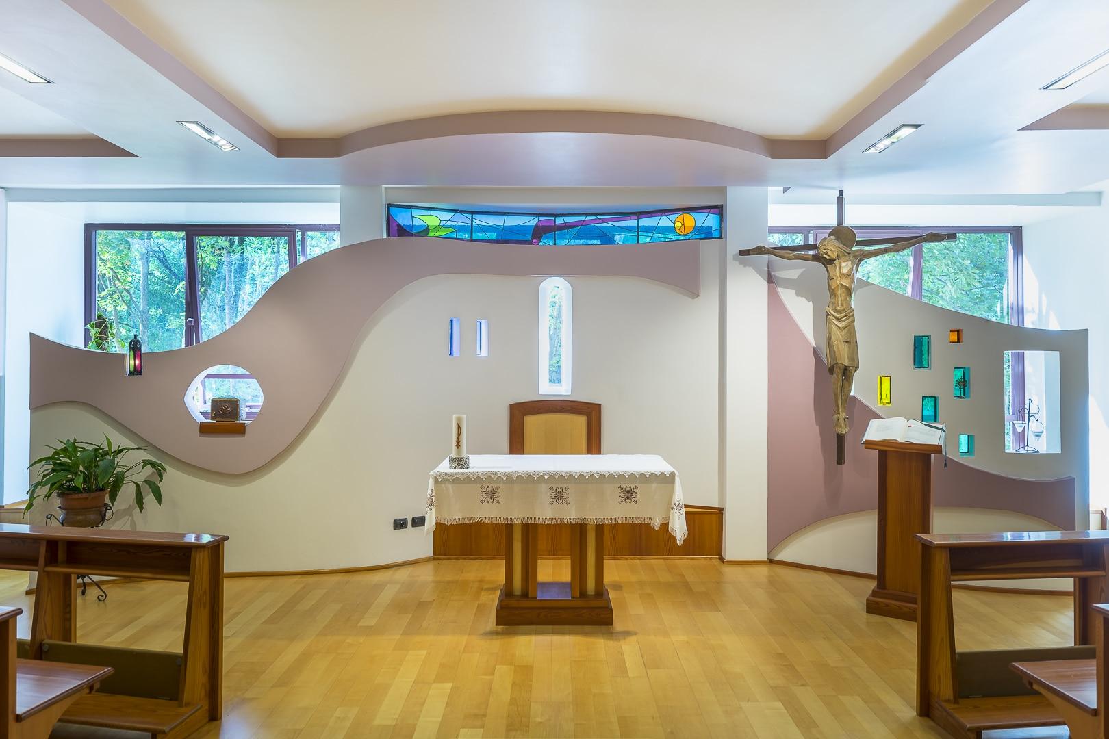 Cappella Mater Divinae Gratiae Brescia