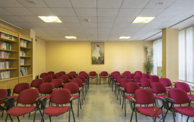Aula Primo Piano Mater Divinae Gratiae Brescia