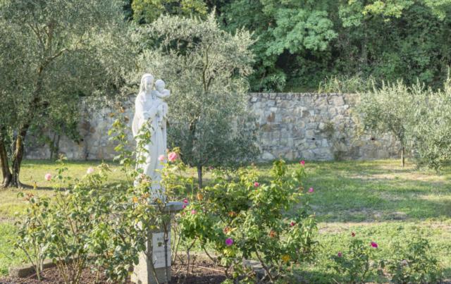 Giardino Mater Divinae Gratiae Brescia